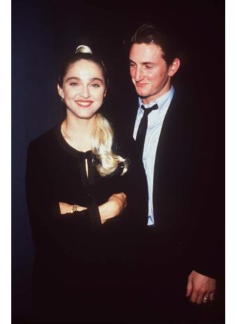 Мадонна и Шон Пенн: фото