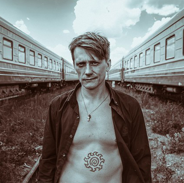 Олег Ягодин, фото