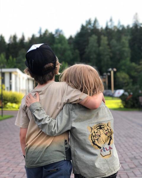 Дети Шепелева и Тулуповой фото
