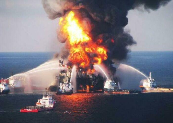 Фото №11 - 10 самых впечатляющих фото техногенных катастроф