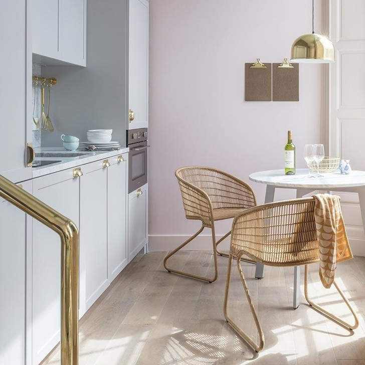 Фото №5 - Квартира без кухни: 5 советов по проектированию и оформлению