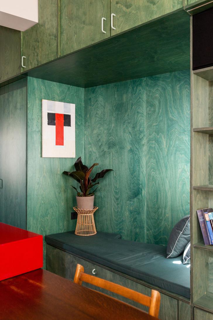 Фото №3 - Буйство красок: квартира в Афинах