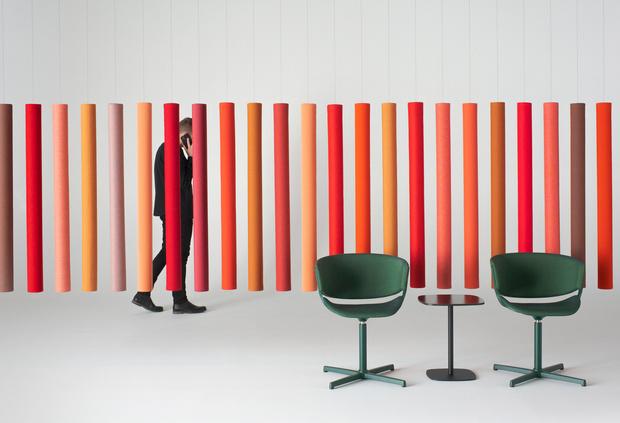 Фото №5 - Акустические панели из переработанного текстиля