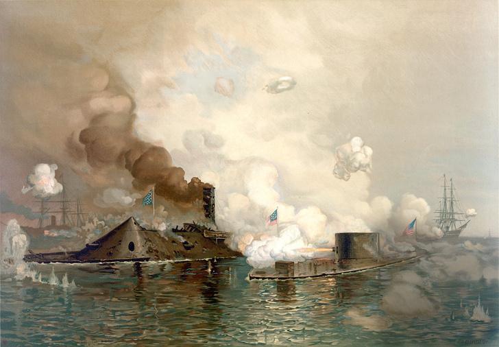 Фото №5 - Битва брони и снаряда: как Российская империя вступила в первую в мире гонку вооружения в 1861 году