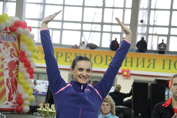 Елена Исинбаева стала мамой!