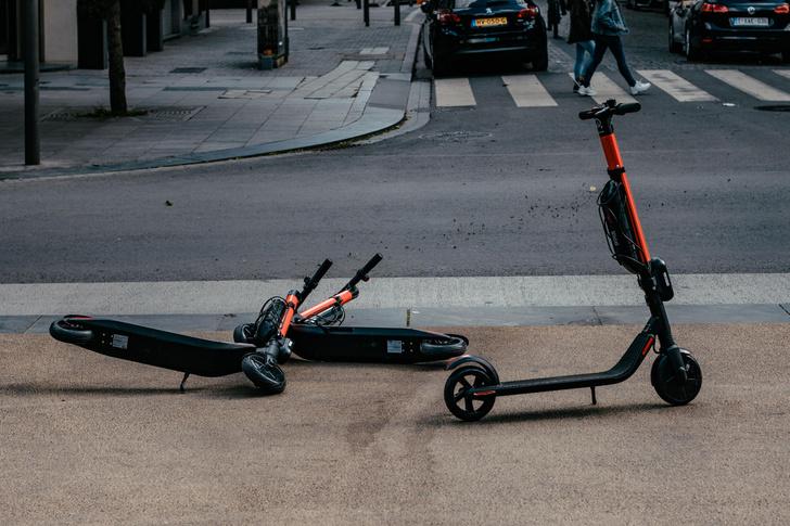 Фото №3 - «Привидения» с электромотором: что ждет самокаты в российских мегаполисах