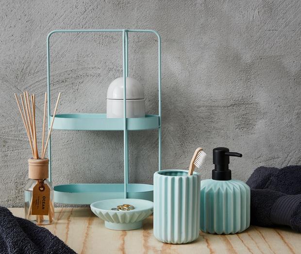 Фото №11 - Стильные аксессуары для хранения в ванной
