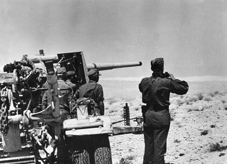 Фото №1 - Палочка-выручалочка калибра 88 мм. История самой грозной немецкой пушки