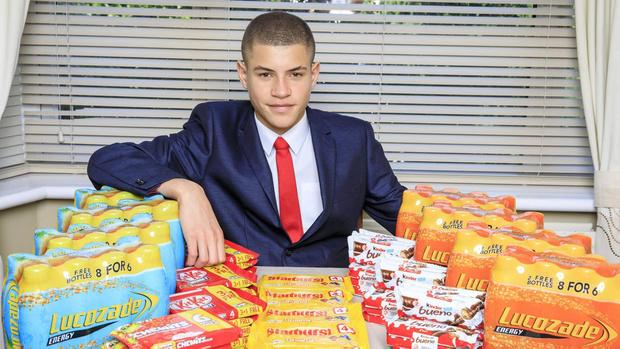 Фото №2 - 15-летний мальчик сколотил состояние на шоколадках
