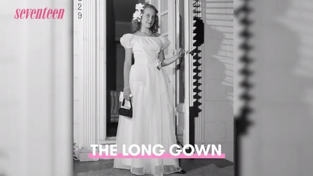 Фото №3 - Как изменился дизайн выпускного платья за последние 80 лет