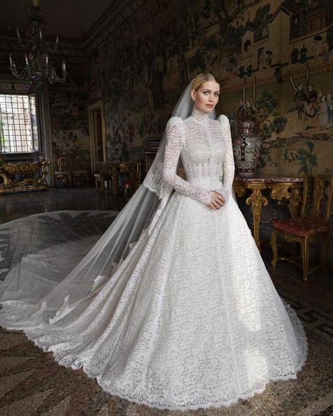 Фото №15 - Самые красивые королевские свадьбы со всего мира 💍