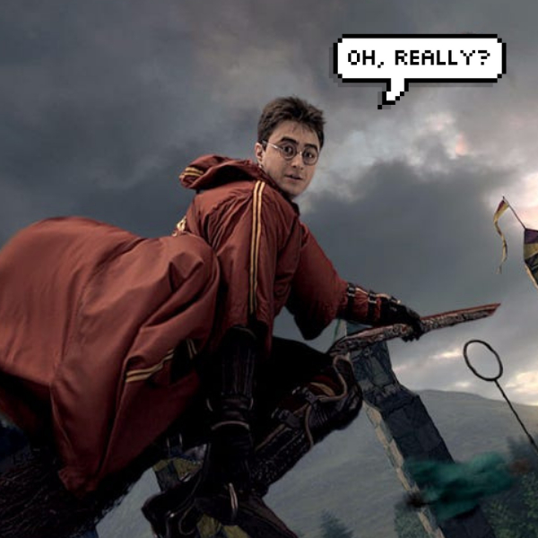 Фото №1 - 15 удивительных фактов о Гриффиндоре, которые знают не все фанаты «Гарри Поттера» 🦁