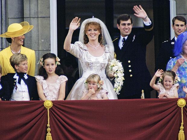 Фото №8 - Самые важные гости: маленькие Виндзоры на королевских свадьбах