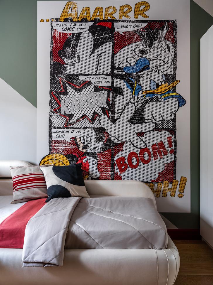Фото №4 - Дизайн на вырост: декор комнаты подростка