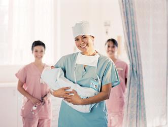 Фото №2 - Кто присутствует при родах