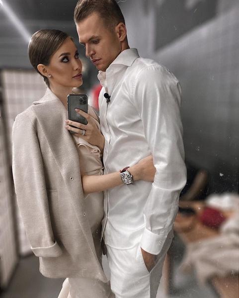 Дмитрий Тарасов, Анастасия Тарасова (Костенко)