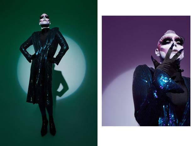 Фото №2 - Лорина Рэй: «Когда надеваешь платье, похожее на сияющие доспехи, это придает тебе сил»