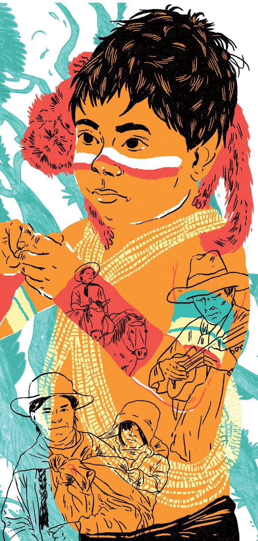 Фото №2 - Архив: кто такой индеец?
