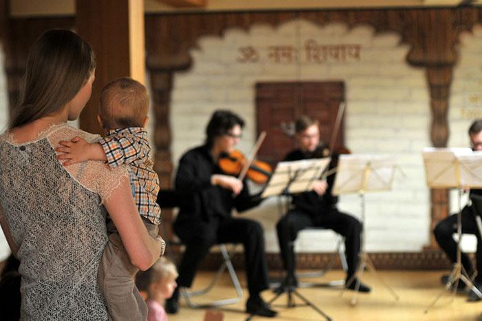 Фото №4 - Куда податься маме с малышом: самые модные и гостеприимные места Москвы