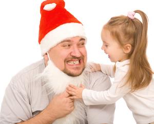 Фото №2 - 10 заветов отца или Как не испортить ребенку Новый год