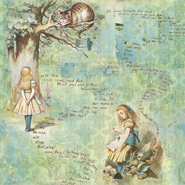 Фото №7 - 15 безумных, но на самом деле мудрых цитат из «Алисы в Стране чудес» Льюиса Кэрролла