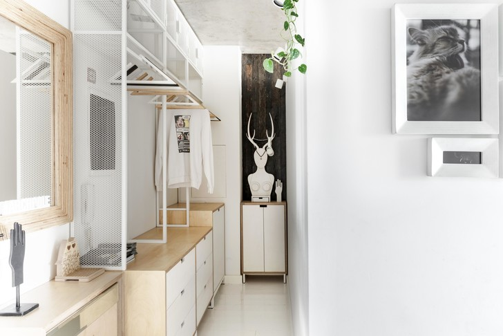Фото №11 - #Myflat: квартира в Москве по проекту Archpole