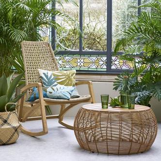 Фото №5 - Как превратить балкон в идеальную lounge-зону для душевных посиделок с френдами 🧡