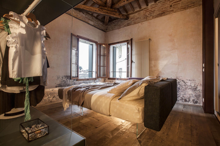 Фото №8 - Гостевой дом в старинном здании XIV века в Италии