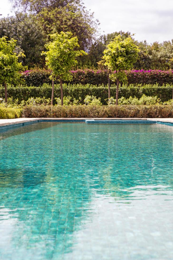 Фото №8 - Яркий летний дом дизайнера Луиса Гарсиа Фрайле в Марбелье