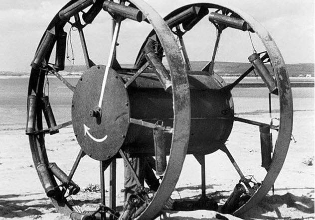 Фото №10 - 10 безумных прототипов оружия в современной истории