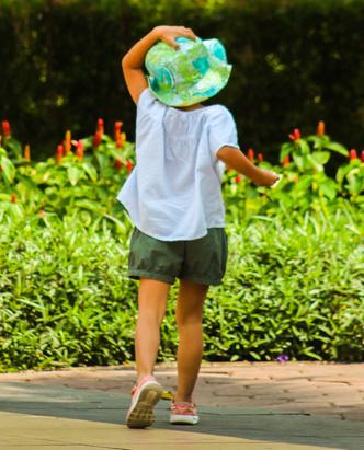 Фото №1 - Самый модный в песочнице: как одеть ребенка в жару, чтобы было и стильно, и практично