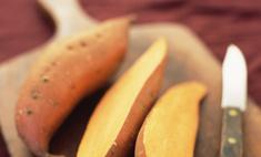 Как вырастить картофель батат