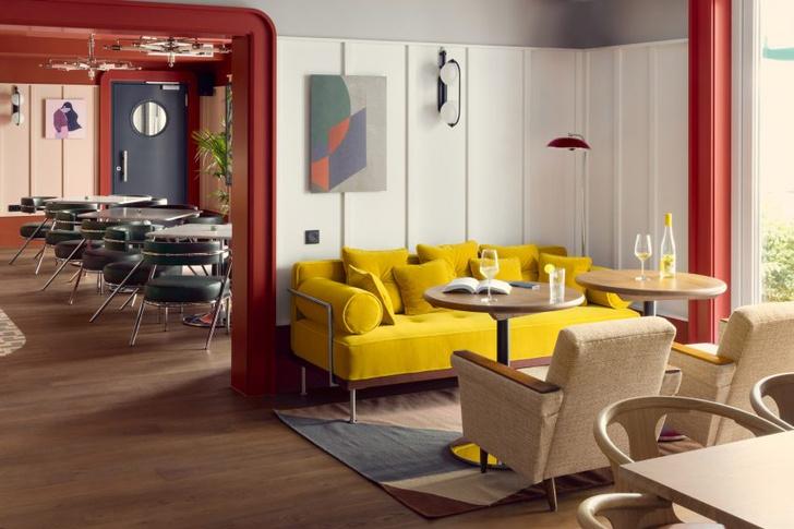 Фото №3 - Апарт-отель в Германии в духе раннего модернизма