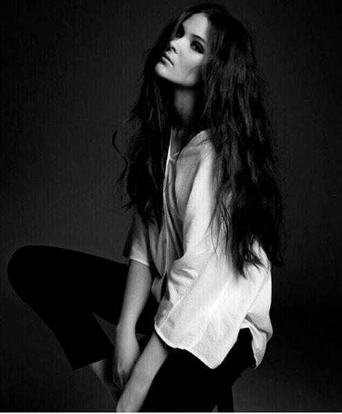 девушка модель работа омск