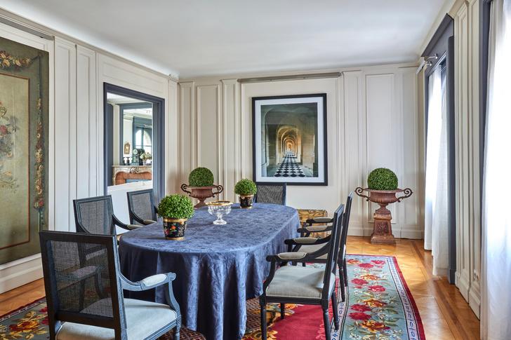 Фото №7 - Парижская квартира с видом на Лувр