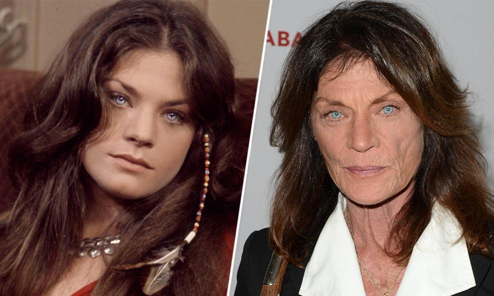 Мег Фостер: как красавица с ледяными глазами превратилась в «мумию»