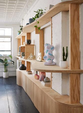 Фото №3 - Офис и шоурум нью-йоркской галереи Uprise Art
