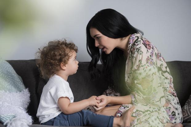 Фото №2 - Ребенок-тигренок: что делать, если он кусает маму