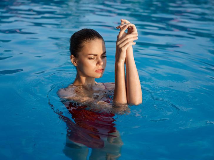 Фото №1 - Полезна или вредна морская вода для волос?