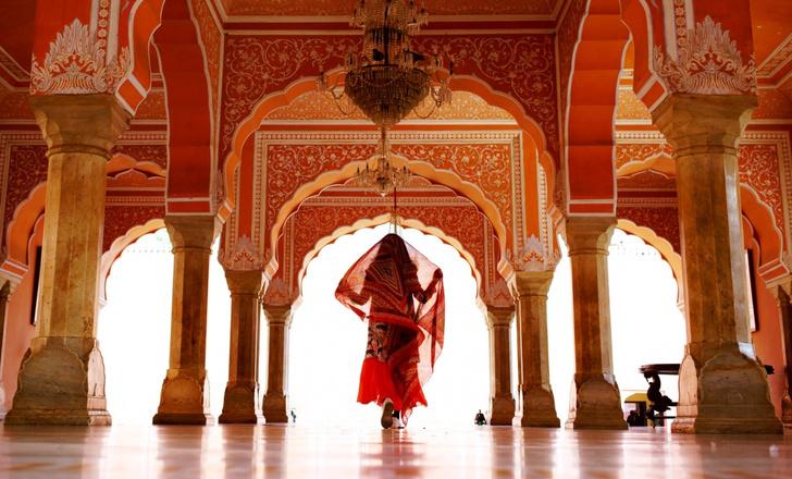 Фото №3 - Это по любви: как австралийка вышла замуж за индийского принца, изменила ему с любовником и заразилась смертельной болезнью
