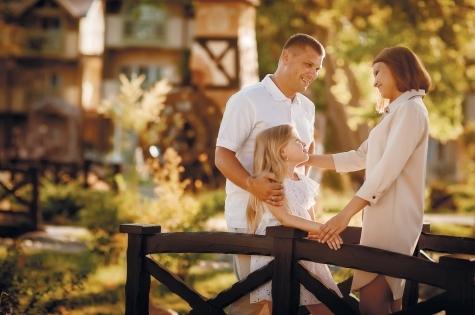 Фото №6 - Фотопроект «Семейные истории» сети черноморских курортов Alean Family Resort Collection: о вечных ценностях и истинной любви