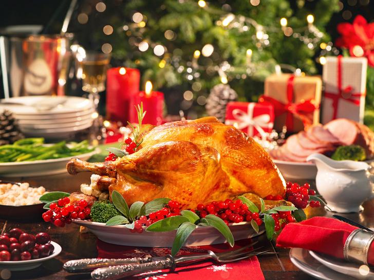 Фото №1 - Рождественский ужин: 6 рецептовот главного блюда до десерта