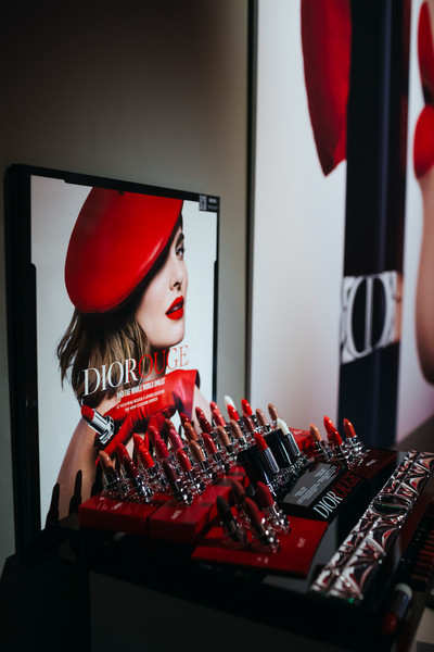 Фото №2 - В Москве прошла первая онлайн-презентация помады Rouge Dior