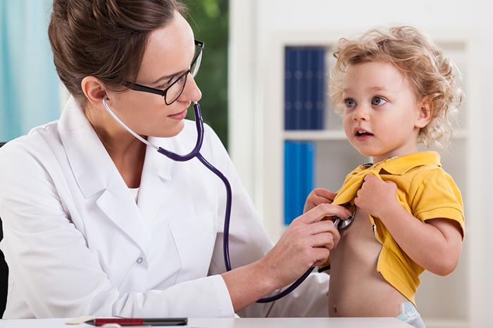 Фото №2 - Как подготовить ребенка к походу в поликлинику