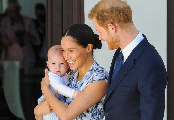 Фото №2 - Принц Гарри и Меган Маркл хотят вернуться в Великобританию вместе с детьми