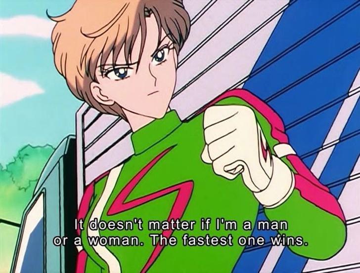 Фото №6 - Инстаграм дня: забавные цитаты из аниме «Сейлор Мун» без контекста