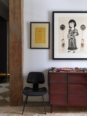 Фото №13 - Лофт создателей бренда Fort Street Studio в Нью-Йорке
