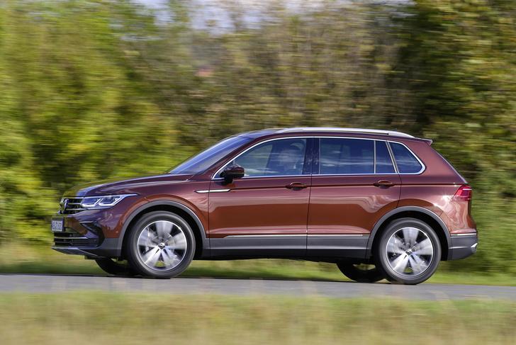 Фото №1 - Volkswagen шокировал ценой на новый Tiguan: да, он стал дешевле