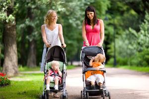 Фото №1 - Как выбрать прогулочную коляску?