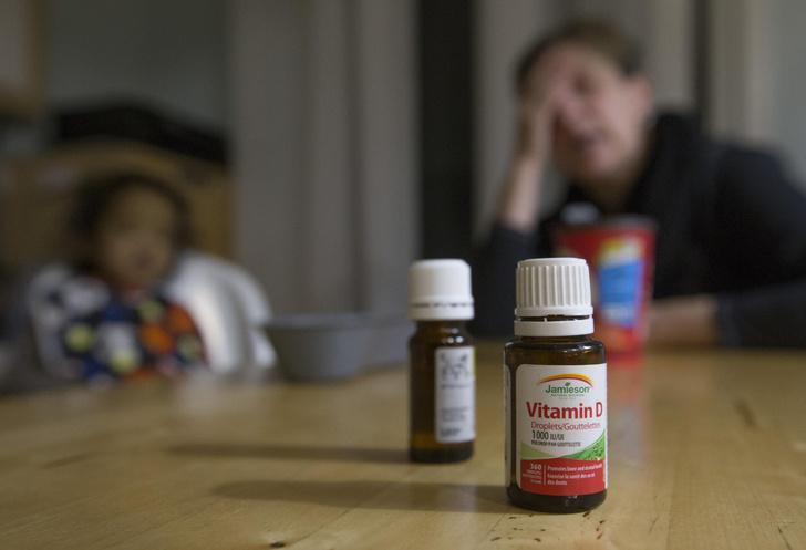 Фото №1 - Фармацевт перечислила необычные признаки нехватки витамина D